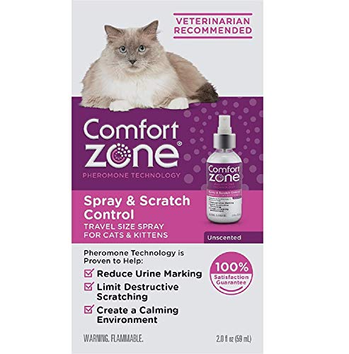 Comfort Zone Spray & Scratch Comfort