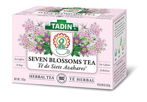 Tadin Tea Siete Azahares, 1.25-Ounce (Pack of 6)