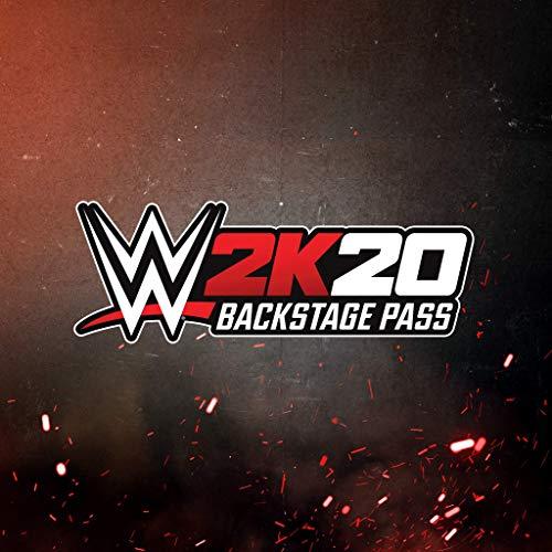 WWE 2K20 Backstage Pass - PS4 [Digital Code]