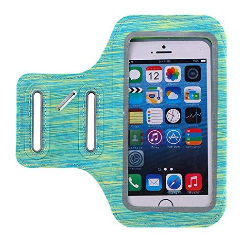 ILYO Bras de Sport en Plein air avec étui de Protection pour téléphone Portable
