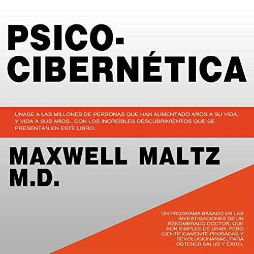 Psico Cibernetica [Psycho Cybernetics] audiobook cover art