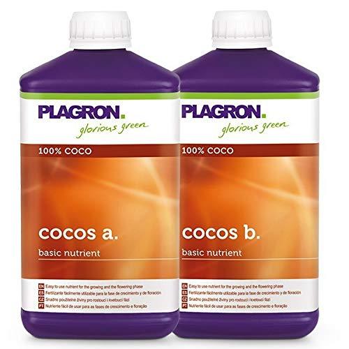 Coco A+B 1L - Plagron