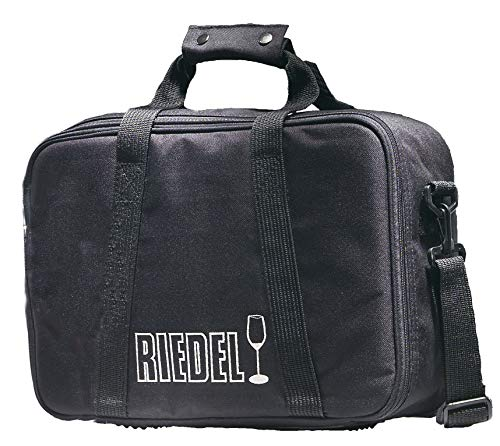 Riedel Wine Travel Case, One Size (Pack of 1), Clear
