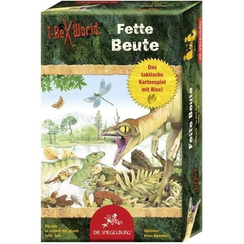 21081 - Die Spiegelburg - T-Rex World: Mitbringspiel - Fette Beute