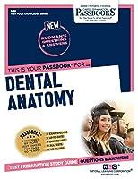 Dental Anatomy (Test Your Knowledge Series Q)