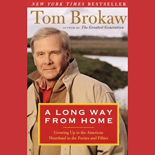 A Long Way from Home audiobook cover art