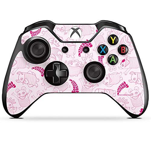 DeinDesign Skin kompatibel mit Microsoft Xbox One Controller Aufkleber Folie Sticker Sorgenfresser Spielzeug Fanartikel Merchandise