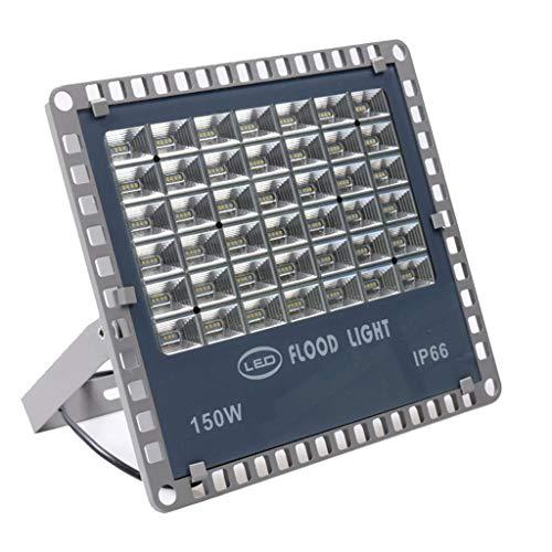 Projecteur LED,patch Lumière Astigmatisme Enseigne Extérieure Lampe Usine Éclairage Carré Cour Éclairage De Site Lumière Blanche (taille : 150W)