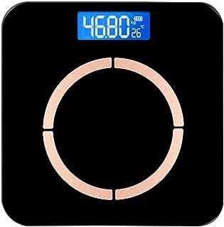 Báscula de Peso Digital de precisión La báscula de Peso electrónica con Pantalla de visión Nocturna se Puede encender y Apagar automáticamente Se Puede conectar a la aplicación móvil