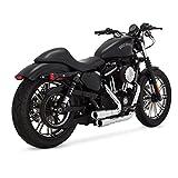 Scarichi Marmitte Mini Grenades Vance & Hines Cromati x Harley Davidson Sportster XL, Superlow XL883L, Sportster 883R, Iron 883 XL883N, Forty-Eight XL1200X, Seventy-Two XL1200V, 1200 Custom XL1200C, Roadster XL1200CX, Superlow 1200T XL1200T DAL 2004 AD OGGI