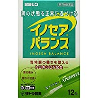 【第2類医薬品】イノセアバランス 12包 ※セルフメディケーション税制対象商品