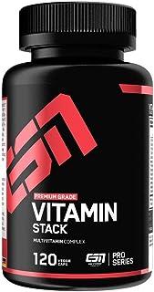 Esn Vitamin Stack Standard - 250 Cápsulas