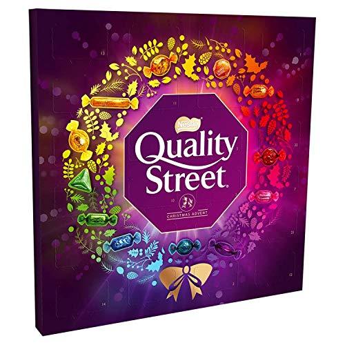 Quality Street Chocolate Christmas Advent Calendar, 222 g