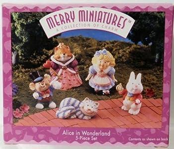 alice in wonderland miniatures