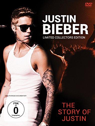 Justin Bieber - The Story of Justin [Reino Unido] [DVD ...