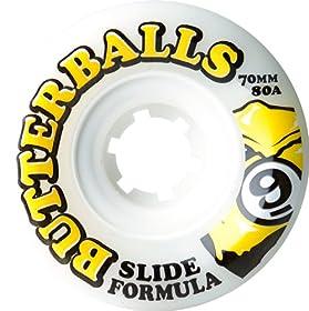 best wheels for cruising skateboard