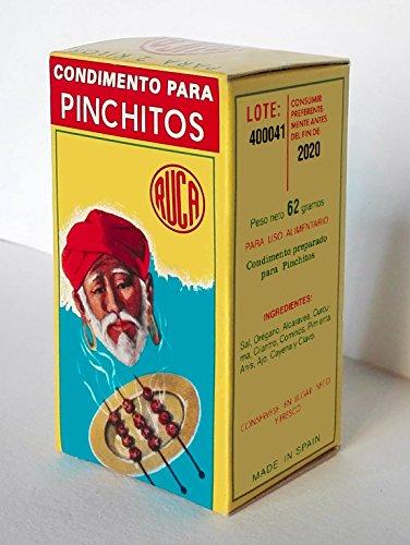 Ruca - Condimento para pinchitos (62gr)