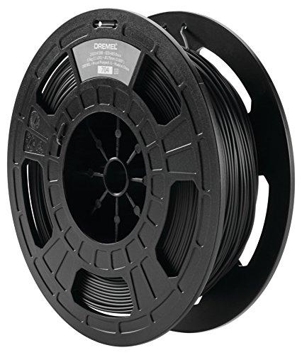 Dremel DF45-ECO-B Eco-ABS 3D Printer Filament, 1.75 mm Diameter, Black