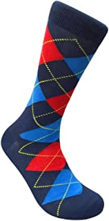 Urban-Peacock Men's Dress/Groomsmen Socks - Various Patterns/Multi-pair Options Available!