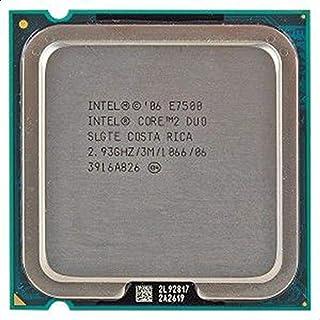 Intel Core 2 Duo Processor E7500 3M Cache, 2.93 GHz, 1066 MHz FSB