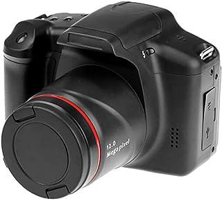 Wopohy Cámara Digital, cámara HD SLR con Zoom 16X, Interfaz AV, cámaras Digitales, cámara compacta, cámara de Bolsillo con...