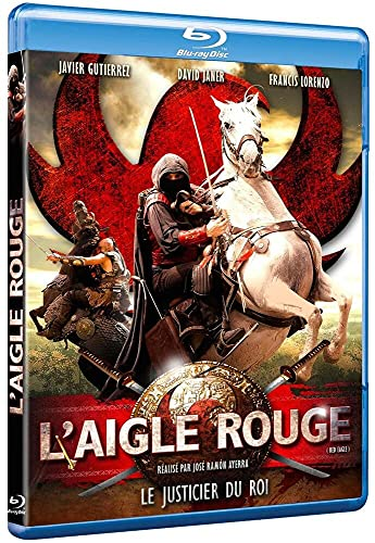 L'Aigle Rouge [Francia] [Blu-ray]