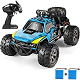 Kuorle Remote Control Car, High Speed Off-Road Vehicle 20KM/H RC Car 2.4GHz Electric