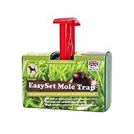 Beagle Garden Products EasySet Mole Trap - Green