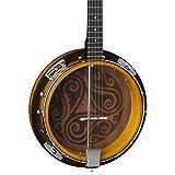 Luna Guitars BGB CEL 5 Folk Celtic 5 String Banjo