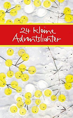 24 kleine Adventslichter (Eschbacher Mini Präsent)