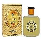 WHISKY FOR MEN • Eau de Toilette 100 ml • Vaporizador • Perfume para hombre • EVAFLORPARIS