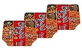 【数量限定】日清食品 蒙古タンメン中本 辛旨焼そば 176g×3個