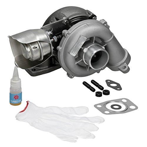 Preisvergleich Produktbild ECD Germany TL42-4150 Turbolader Abgasturbolader inkl. Montagesatz