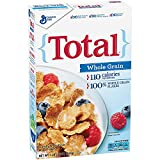 Total Whole Grain Breakfast Cereal, 16 oz Box, 4 Pack