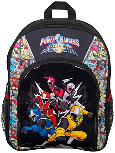 Power Rangers Super Ninja Steel Sac à Dos Maternelle...