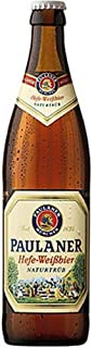 Cerveza Paulaner Hefe weissbier CL.50 (20x