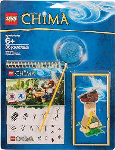 Lego Chima 850775 ensemble d'accessoires