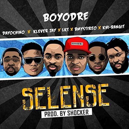 Boyodre feat. Dayochino, Klever Jay, LKT, Bmystireo & khi-bangit