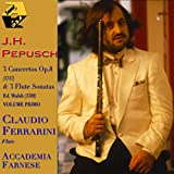 Secondo set di assolo per flauto e basso continuo, Op. 2a: No. 2, Sonata in re minore: III. Largo
