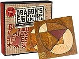 Professor Puzzle Grandmasters Tangrama de huevo de dragón , color/modelo surtido