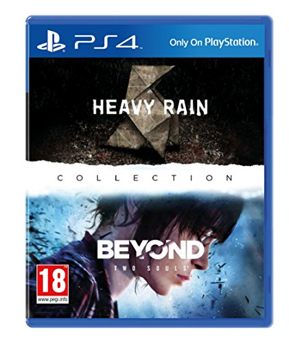 Beyond Two Souls + Heavy Rain PS4 [