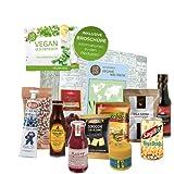 Vegane Weltreise Geschenk für Frauen Männer | Vegane Ernährung aus aller Welt | Vegan kochen | außergewöhnliche vegane Süßigkeiten und Lebensmittel