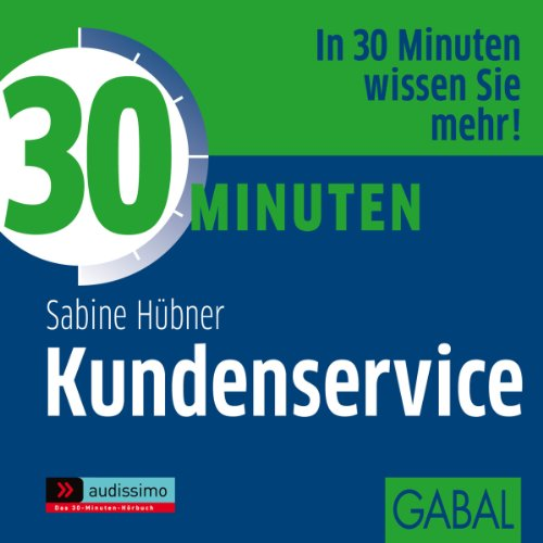 30 Minuten Kundenservice audiobook cover art