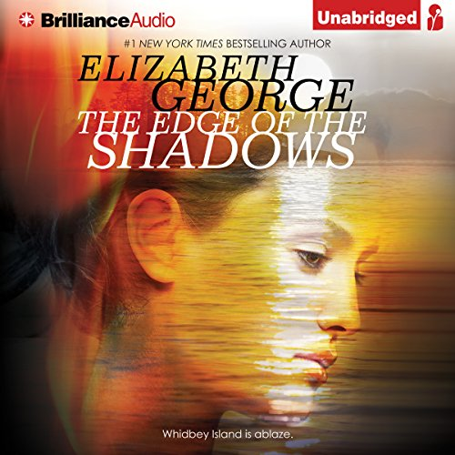 The Edge of the Shadows audiobook cover art