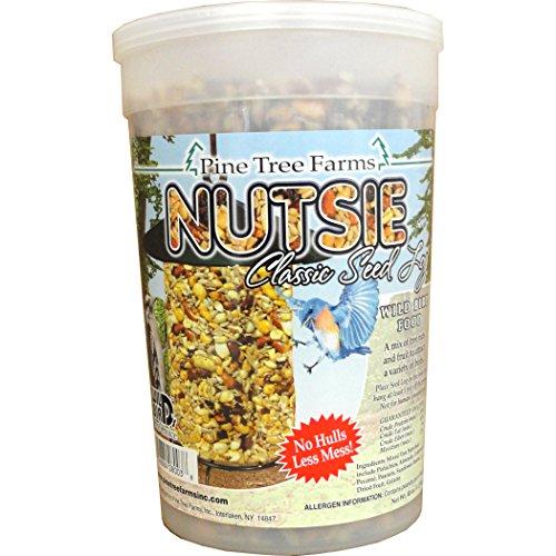 Nutsie Seed Log 40 oz.