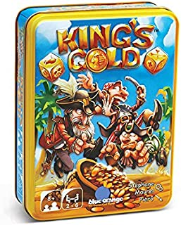 Blue Orange King's Gold Game
