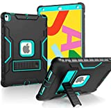 LTROP iPad 10.2 2019 Case, iPad 7th Generation Case with Built-in...