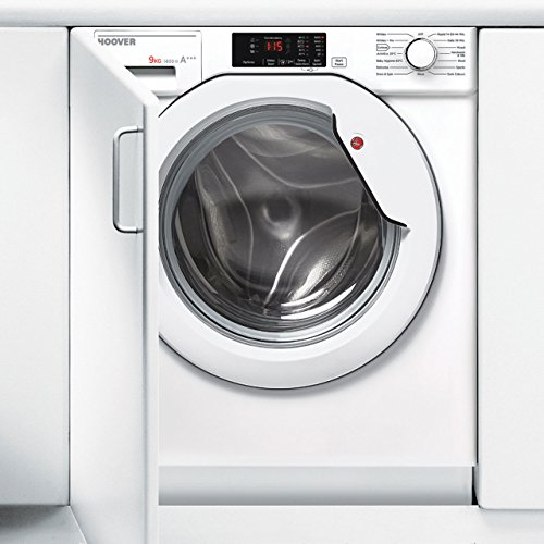 Hoover H-WASH 300 HBWM914D Integrated 9Kg Washing Machine with 1400 rpm - A+++ Rated