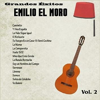 Grandes Éxitos: Emilio el Moro Vol. 2