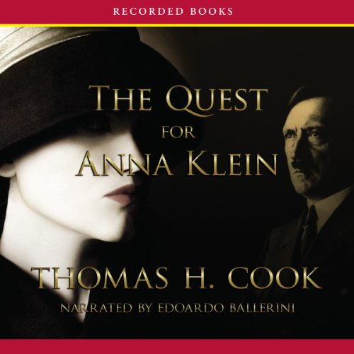 The Quest for Anna Klein cover art